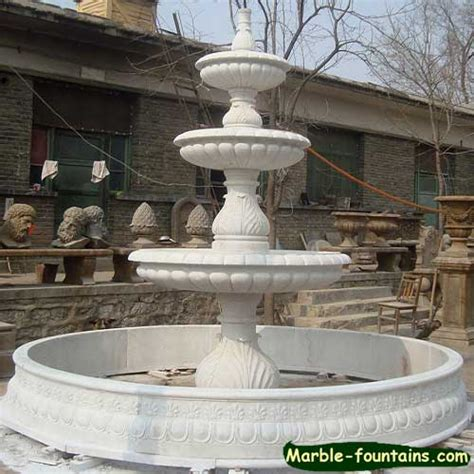 decorative outdoor fountains gardensdecor