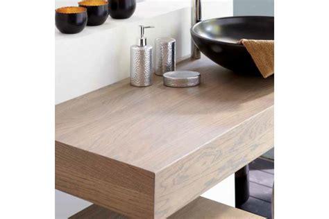 table et chaise de jardin en resine plan vasque suspendu en chêne massif line la
