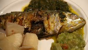 Meal 56: Equatorial Guinea : United Noshes Equatorial Guinea