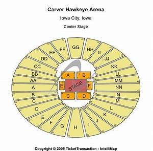 Carver Hawkeye Arena Tickets In Iowa City Iowa Seating