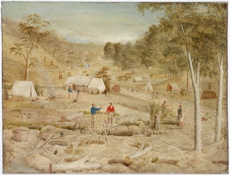 Mining Resumes Adelaide by Mining C Or New South Wales Ca 1855 60 By David Tulloch State Library Of Nsw