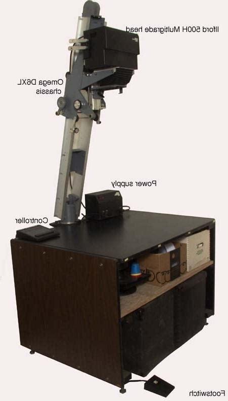 darkroom enlarger omega photo