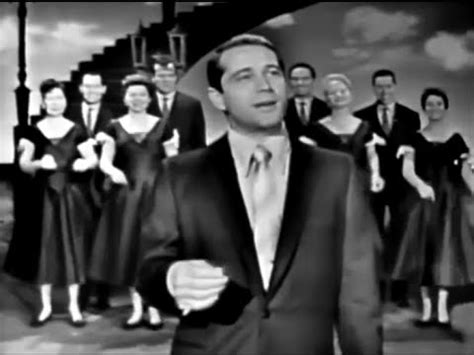 perry como my favorite things perry como if wishes were kisses k pop lyrics song