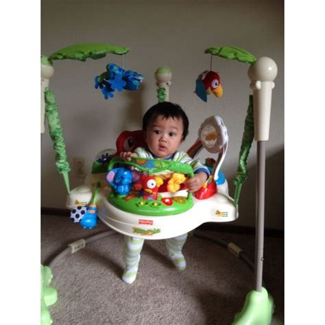 fisher price jumperoo age range funbox rental fisher price rainforest jumperoo
