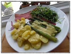 Cuisiner Avec Thermomix : asperges en sauce hollandaise version avec thermomix ~ Melissatoandfro.com Idées de Décoration