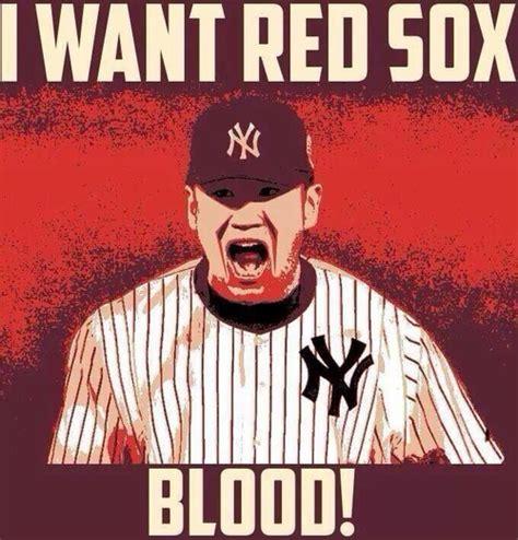 Red Sox Meme - the greedy pinstripes masahiro tanaka still wants red sox blood meme