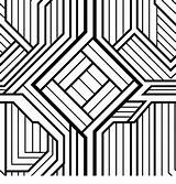 Geometric Coloring Colouring Adults Printable sketch template