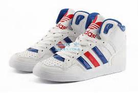 00 adidas Originals 2015 EXTABALL M19440 High Tops Womens Casual Shoes      Adidas Shoes High Tops Red