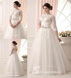 plus size sleeved wedding dress wedding dresses with sleeves plus size dress edin