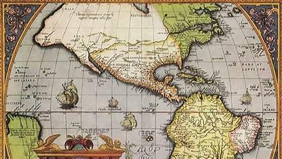 Map Wallpapers Maps Antique Desktop Earth Resolution