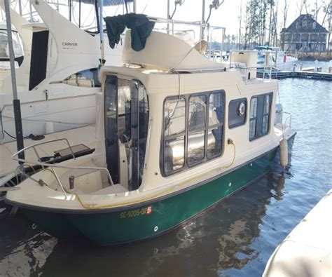 How To Register A Boat In Sc by 2001 28 Foot Adventure Craft Trailerable Yacht Houseboat