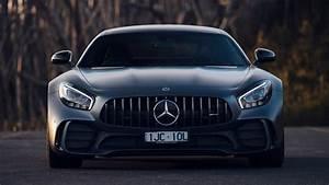 2017, Mercedes-amg, Gt, R, Au