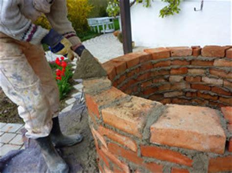 gartenbrunnen selber bauen bauanleitung