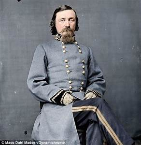 George Edward Pickett, a Confederate Army General, Was In ...