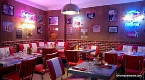 American Diner Zubehör : le fifty 39 s american diner au havre restaurant burger normandieresto ~ Sanjose-hotels-ca.com Haus und Dekorationen