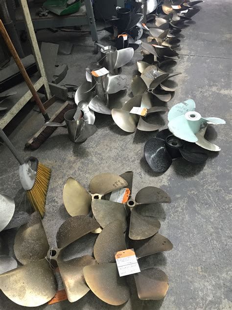 Boat Propeller Repair by Boat Propeller Repair Utah The Prop Doc