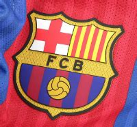 Barcelona Kit History Club Kit Histories Chions League Shirts