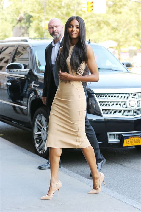 ciara  tight dress  gotceleb