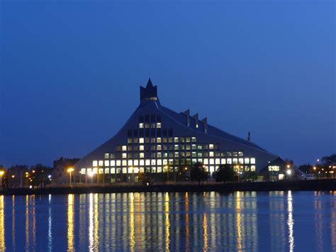RĪGA FOR YOU: Rīga at night - skyline