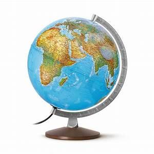 Globe Terrestre Pour Enfant : globe terrestre lumineux cobalto nature d couvertes ~ Teatrodelosmanantiales.com Idées de Décoration