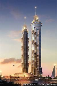 World's tallest hotel opens in Dubai | CNN Travel