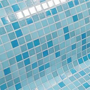 17 meilleures idees a propos de mosaique piscine sur With carrelage adhesif salle de bain avec spot led couleur piscine