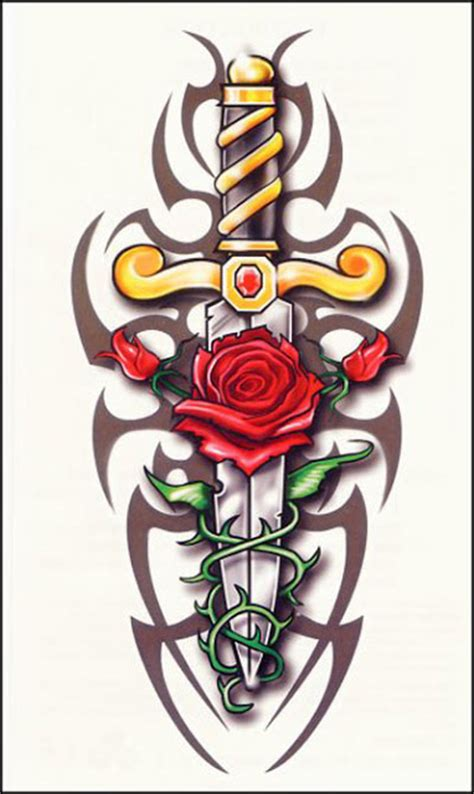 rose tattoos designs  girls design art