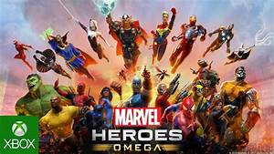 Marvel Heroes Omega Xbox One Launch Trailer YouTube