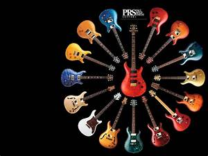49   Prs Guitar Wallpaper On Wallpapersafari