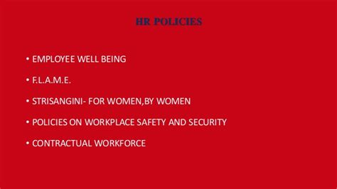 Hr Policies, Practices And Hr Structure Of Kotak Mahindra Bank
