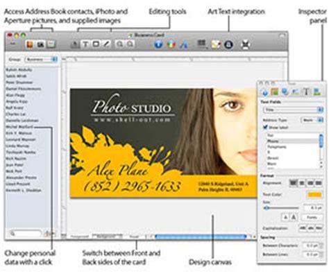 business card design software postcardsrus