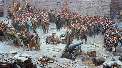Crimean War Historic France Napoleonic Wallpapers Military