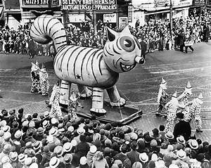 Macy's Thanksgiving Day Parade through the years ...