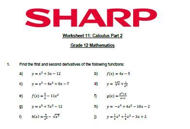 grades archives maths  sharp