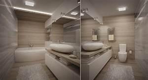 Luminaire Salle De Bain Design : projet appartement design svoya studio picslovin ~ Teatrodelosmanantiales.com Idées de Décoration