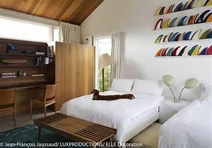 Beau deco chambre contemporaine avec chambre deco for Idee deco cuisine avec lit design