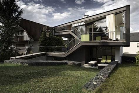Dramatic Modern House Jones By Reinhardt Jung