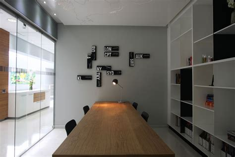 Interior Photo by Union Swiss Office Interior By Inhouse Brand Architects