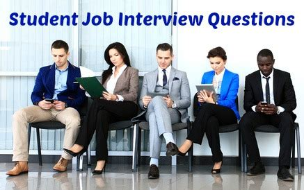 student job interview questions  answers