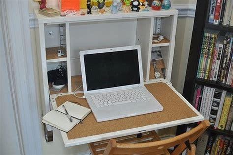 fold up laptop desk the fold away desk lifehacker australia