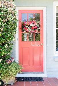 10 Gorgeous doors that say ''Welcome'' - Daily Dream Decor
