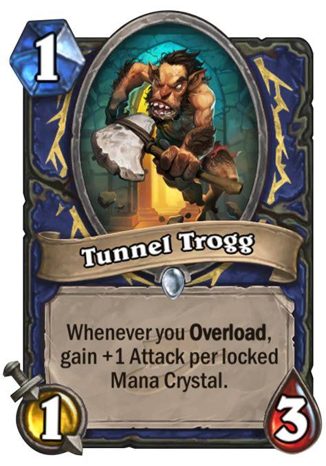 tunnel trogg hearthstone card