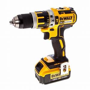 Perceuse Visseuse Percussion 18v : dewalt perceuse visseuse percussion brushless 18v 4ah li ~ Edinachiropracticcenter.com Idées de Décoration