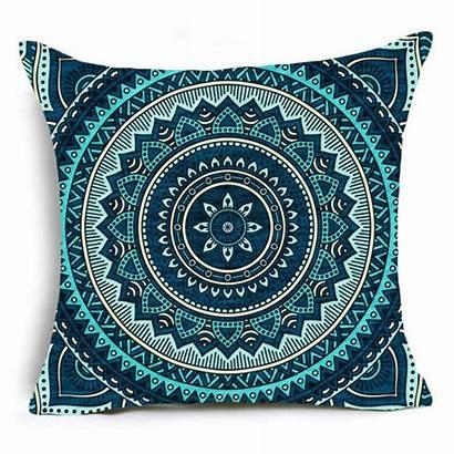 Sofa Mandala Covers Cushion