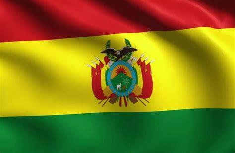 national flag  bolivia bolivia national flag history
