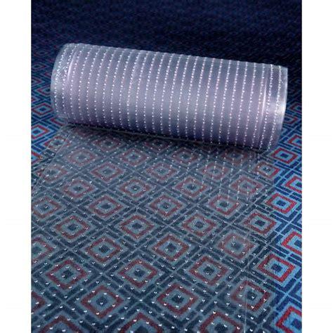 carpet protector mat cactus mat 3548r 4 anchor runner 4 wide clear vinyl heavy