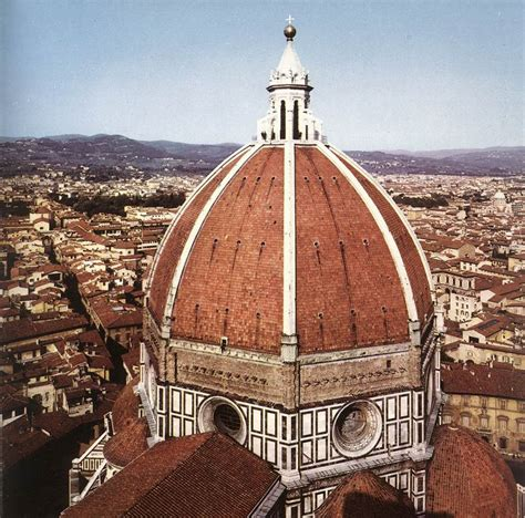 brunelleschi cupola the early and high renaissance architecture beginnings