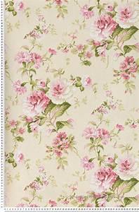 Papier Peint Fleuri Vintage : papier peint fleuri papierpeint9 papier peint fleuri anglais papier peint fleuri style anglais ~ Melissatoandfro.com Idées de Décoration