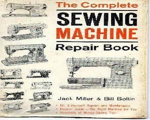 Repair  U0026 Service Sewing Machine Instruction Manuals
