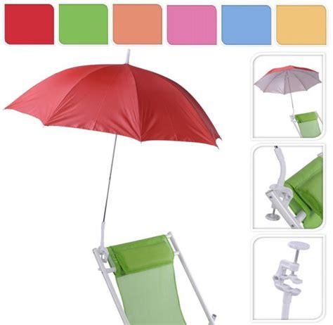 garden balcony deck chair clip on cl umbrella